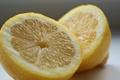 Картинка макро, желтый, лимон
