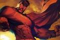 Картинка костюм, супермен, супергерой, суперсила