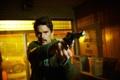 Картинка пистолет, оружие, фантастика, кадр, Ethan Hawke, Итан Хоук, The Bartender