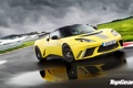 Картинка Lotus, водитель, top gear, телепередача, стиг, the stig, Lotus Evora GTE