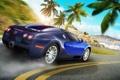 Картинка машина, город, остров, bugatti veyron, ибица, Test Drive Unlimited 2