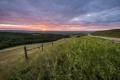 Картинка трава, забор, Природа