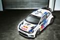 Картинка Авто, Белый, Volkswagen, Гараж, Red Bull, WRC, Rally