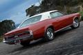 Картинка 1969, Cougar, Muscle cars, Mercury, XR-7