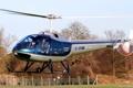 Картинка американский, вертолёт общего значения, трёхместный, Enstrom 280FX