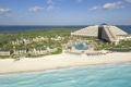 Картинка песок, пляж, небо, отель, mexico, cancun