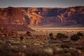 Картинка пейзаж, природа, скалы, пустыня