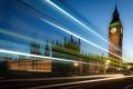 Картинка город, огни, Лондон