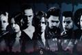 Картинка Resident Evil 6, Ада Вонг, Шерри Биркин, Крис Редфилд, Хелена Харпер, Леон Кеннеди, Джейк Мюллер