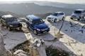 Картинка горы, скала, Mercedes-Benz, джип, внедорожник, кроссовер, GLK-klasse
