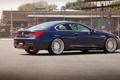 Картинка BMW, blue, tuning, coupe, 650i, F13