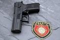 Картинка пистолет, оружие, CZ-75