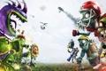 Картинка Зомби, Electronic Arts, PopCap, Plants vs Zombies Garden Warfare