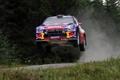 Картинка Citroen, DS3, WRC, Rally, Sebastien Loeb, Передок, В Воздухе