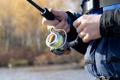 Картинка nature, fishing, toes, fishing equipment