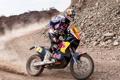 Картинка Камни, Мотоцикл, Мото, Red Bull, Rally, Dakar, Дакар