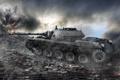 Картинка Леопард, Германия, танк, танки, Germany, WoT, Мир танков