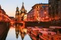Картинка река, канал, Russia, набережная, питер, санкт-петербург, St. Petersburg