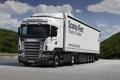 Картинка грузовик, автомобили, trucks, scania, фура, терйлер