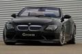 Картинка BMW, HURRICANE, G POWER, Передок, Черный, Фары, БМВ
