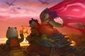 Картинка черепаха, орк, wow, world of warcraft, orc, пандарен, pandaren
