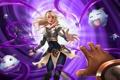 Картинка девушка, Lux, League of Legends, fan art, moba, Lady of Luminosity