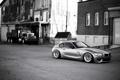 Картинка бмв, BMW, черно-белое, silver, серебристая