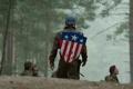Картинка герой, америка, щит, сша, супергерой, america, usa