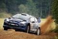 Картинка Гонка, Ford, Спорт, Rally, передок, WRC, Ралли