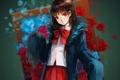 Картинка розы, арт, девочка, game, eve