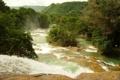Картинка деревья, природа, река, фото, водопады, Mexica, Agua Azul