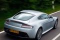 Картинка Aston Martin, Vantage, мартин, астон, V12, задок