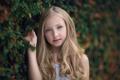 Картинка фон, настроение, портрет, девочка