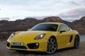 Картинка Cayman S, автомобиль, небо, передок, Porsche, обои