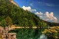Картинка горы, dreamlake bay, озеро
