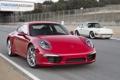 Картинка купе, 911, Porsche, порше, 2011, Coupe, передок