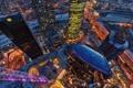 Картинка Москва, башня Федерации, 350 метров