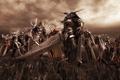 Картинка оружие, доспехи, воины, final fantasy