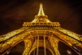 Картинка ночь, Франция, Париж, Эйфелева башня, Eiffel Tower