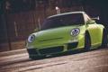 Картинка дорога, асфальт, 911, Porsche, GT3