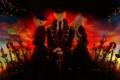 Картинка тьма, кровь, сабля, Hetalia, хеталия