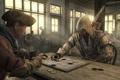 Картинка коннор, люди, AC III Connor Homestead Game, играет, здание, Assassin's Creed III, ассасин