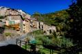 Картинка горы, улица, дома, Италия, Liguria, Pigna