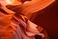 Картинка США, Аризона, Каньон Антилопы, скалы, природа, текстура