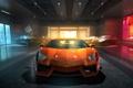 Картинка авто, скорость, гараж, гонки, grid, art