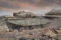 Картинка tank, United Kingdom, танк, танки, FV4202, Великобритания, World of Tanks