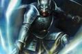 Картинка меч, доспехи, властелин колец, мужчина, щит, lord of the rings, Guardians of Middle-earth