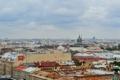 Картинка Питер, крыши, Санкт-Петербург, Казанский собор