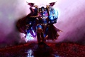 Картинка кровь, хаос, warhammer 40k, космодесант, примарх, повелители ночи, night lords