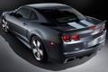 Картинка Chevrolet, серая, supercar, Camaro